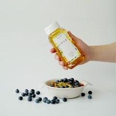 100% 천연벌꿀 허니하우스 튜브꿀 야생화 500g