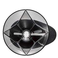 하리오 V60 1회추출 드리퍼 무겐 VDMU-02-T 블랙_(1552995)