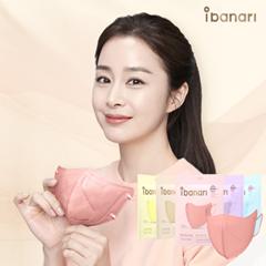 아이바나리 김태희 마스크 인디핑크 중형 1매포장 30개