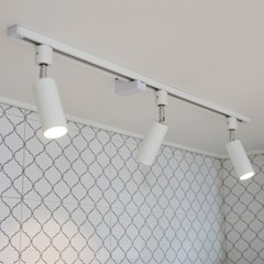 LED 자하드 COB 레일조명 10W