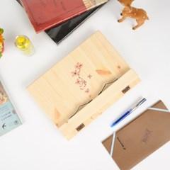 에이스독서대 신제품 무궁화s 무궁화m 독서대 1단 졸업 휴대용