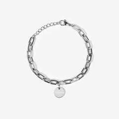 clip chain couple bracelet B023