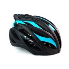 키후 아시안핏 자전거 전동킥보드 235g 경량 헬멧 로드 MTB 블랙색상