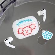 Little PaPer 베이직 에어팟 프로 케이스