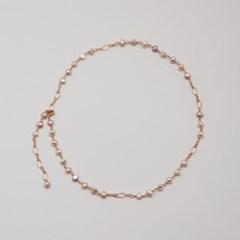 baby baroque pearl necklace