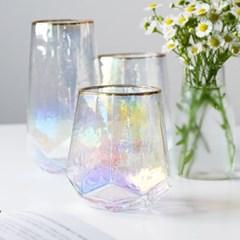 골드라인 베니스블링 컵 유리컵 350ml