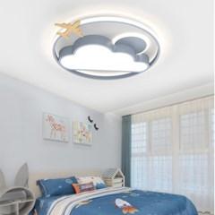 boaz 에어플레인 방등(LED) 키즈 카페 홈 인테리어 조명