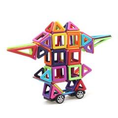 어린이 교육완구 자석블록 48pcs 유아 장난감 블록