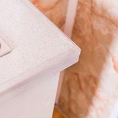 투명 모서리 코너 보호대 가드 100cm 접착식 실리콘 안전 측면 보호