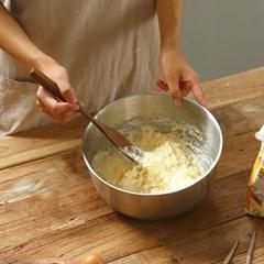 에라토 월넛 우드 나무 버터 나이프