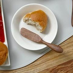 에라토 월넛 우드 버터 잼 나이프 2종 세트