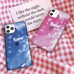 Jin 달과 하늘의 빛 아이폰큐브케이스