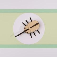 [DIY 헤라클레스 장수풍뎅이 만들기] 엄마표 집콕놀이 취미 키트