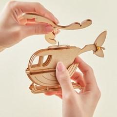[토끼 구급차] DIY 어린이 코딩 조립 장난감