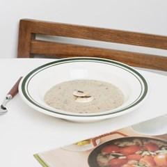 정품 마시피렌체 리니아 스프접시 21.5cm
