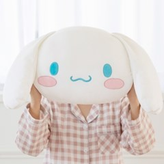 [Sanrio] 시나모롤_페이스 쿠션