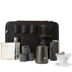 타임모어 나노 핸드드립세트 키트 - 메탈 커피통 포함