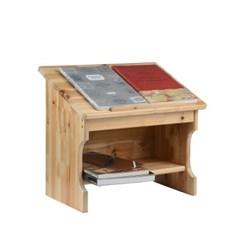 에이스독서대 원목 기도책상 좌식책상 낮은책상