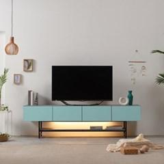 C3383 LED TV 거실수납장 2000 4colors