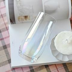타이니블링 홀로그램 하이볼 컵 500ml