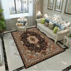 페르시안 터키풍 대형 거실 카페트 사계절 바닥 러그
