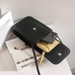 심플 스퀘어 핸드폰가방 ba-60056c