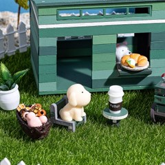 [리얼브릭] DIY 미니어처 집 만들기 풀세트 - 스토어 하우스