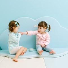 아이스투키 항균 구름매트 비시공형 놀이방 거실 층간소음 유아