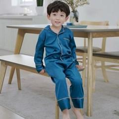 알콩단잠 3~14세 주니어잠옷 페페 키즈파자마 유아동 초등 실내복