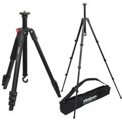 본젠 VT-341M 카메라 삼각대 + VD-605 비디오 3way 헤드 SET