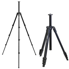 본젠 VT-343F 프리미엄 카메라 삼각대 + VD-605 비디오 헤드 SET