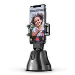 360도 자동회전 거치대 SW-360S 자동 얼굴 추적촬영