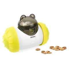 강아지 고양이 무동력 오뚜기 노즈워크 장난감 스윙베어볼