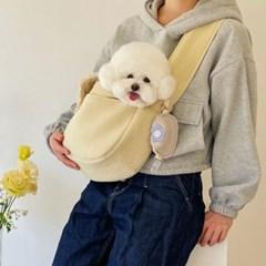 강아지 슬링백 산책가방 이동가방 포대기 숄더백 고양이 캐리어
