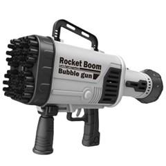 충전식 바주카포 로켓게틀링 비눗방울총 버블건