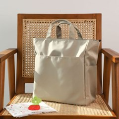 브리즈 기저귀가방 숄더백 크로스백 출산가방 - 다크그레이