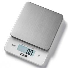 카스(CAS) 0.1g 디지털 주방저울(전자저울) K-17