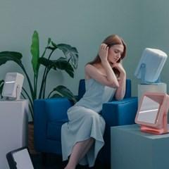 무반전 거울 리얼미 디자인 에디션