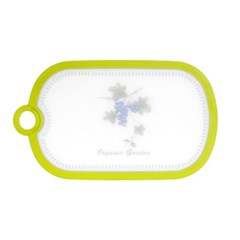 [도블레] 뼛속까지 타원 항균도마(대)