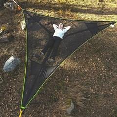 캠핑 해먹 야외 야전 침대 흔들 그네 의자 안락 체어
