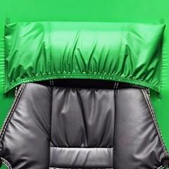 유튜버 개인방송배경 크로마키스크린 의자 촬영배경천