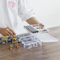 레고 장난감 낚시용품 네일파츠 소품정리함 중형HSC10
