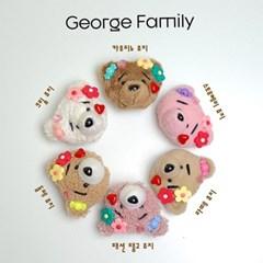 George Family 스마트톡(곰돌이그립 스마트톡)