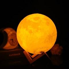 LED 달을 품은 무드등 16color