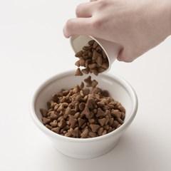 해야지펫 고양이 강아지 사료이탈방지 도자기 식기