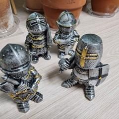 드래곤 중세기사 장난감 병정 피규어