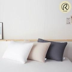 1+1 리치앤홈 편안한 꿀잠 수면 릴렉스 호텔베개솜 40x60