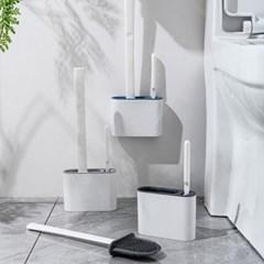 화장실 욕실 변기 청소 솔 변기솔 도구 세제 클리너