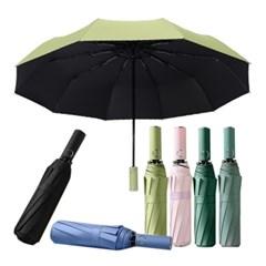 원터치 3단 암막자동우산