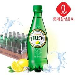 트레비 레몬 탄산음료 500ml X 20개